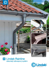 katalog odkvapovy system lindab rainline